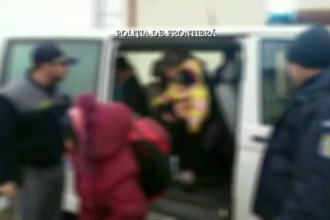 29 de migranti sirieni prins la granita, in Timis. Unde voiau sa ajunga, de fapt