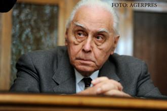 Radu Campeanu, primul lider al PNL dupa Revolutie, a murit. Mesajul presedintelui Klaus Iohannis