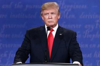 Donald Trump s-a sinucis politic cu 5 cuvinte. Momentul care l-a lasat confuz pana si pe moderatorul dezbaterii