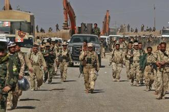 ISIS obliga 550 de familii sa mearga la Mosul pentru a le folosi ca scuturi umane. Au ucis 40 de civili intr-un singur sat