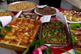 Delicii ca pentru un sultan la Festivalul de Arta Culinara din Tuzla.