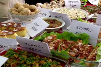 Festivalul de Arta Culinara Turceasca a facut furori printre gurmanzi.