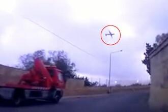 Un avion de mici dimensiuni s-a prabusit in Malta, imediat dupa decolare. Cel putin 5 morti. VIDEO cu momentul tragediei