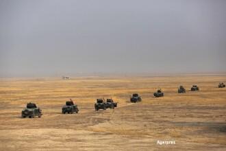 Sute de jihadisti au ajuns in Irak pentru a ajuta Statul Islamic sa pastreze orasul Mosul. Franta vrea si recucerirea Rakka