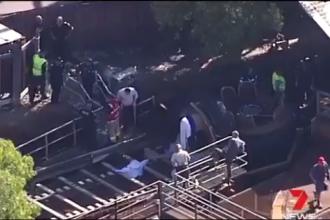 Tragedie in parcul de distractii Dreamworld. Patru persoane au murit in timp ce se aflau intr-un rollercoaster. VIDEO