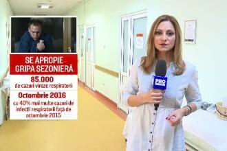 Romanii refuza sa se vaccineze in plin sezon de gripa. Cu ce probleme se confrunta medicii de familie