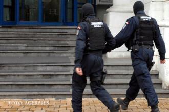 Douazeci si cinci de perchezitii in Bucuresti si doua judete intr-un dosar de evaziune si spalare de bani