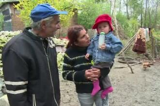Sase copii si parintii lor au ramas sub cerul liber dupa ce casa in care locuiau a luat foc. Cum ii puteti ajuta