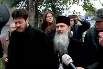 IPS Teodosie, luat la rost de un preot la sediul Politiei din Constanta.