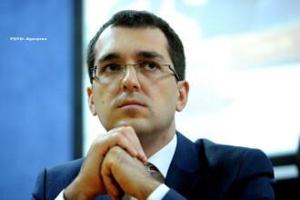 """Vlad Voiculescu, acuzații dure la adresa ministrului Justiției: """"Este complice la crimă"""""""