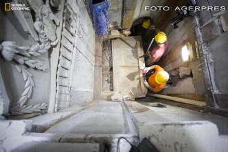 Mormantul lui Iisus din Ierusalim a fost deschis pentru prima data in secole, dupa ce a fost restaurat. Descoperirea facuta