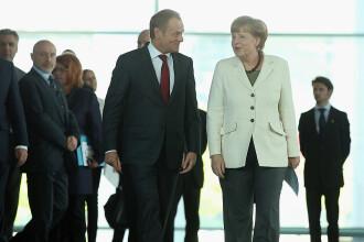 Summit UE-Canada duminica, pentru semnarea CETA. Donald Tusk jubileaza pe Twitter: