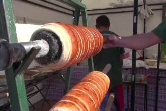 Localnicii din Sfântu Gheorghe sărbătoresc vestitul colac secuiesc. Ce spune legenda