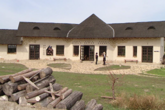 Satul Cucuteni, înfrumusețat de un grup de artiști, care vor să atragă turiști în zonă