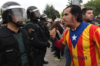 Rezultate referendum: 90% dintre catalani au votat pentru independenţa față de Spania. Anunțul liderului catalan