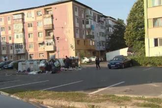 Târgu Jiu, pe lista oraşelor cu mari probleme în ridicarea gunoiului menajer