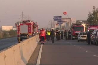 Pericol de explozie lângă Ploieşti, din cauza unui camion cu nitraţi