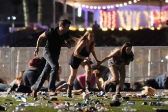 Atac armat în Las Vegas: 59 de morţi şi 527 de răniţi. Primele imagini cu armele folosite de atacator
