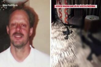 Atacatorul din Las Vegas și-a premeditat atacul. Avea camere video pe holul hotelului din care a tras