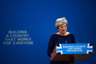 """Negociator: Theresa May trebuie """"să facă față"""