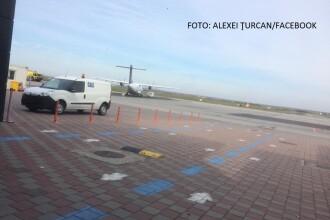 O aeronavă Tarom s-a întors după 5 minute de la decolare