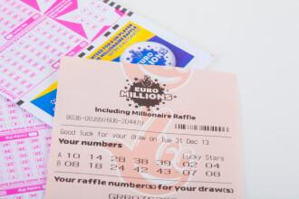 Premiu de aproape 200 de milioane de euro, câştigat la loteria europeană
