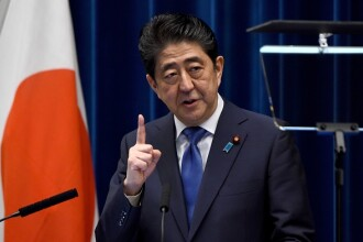 Victorie pentru Shinzo Abe la alegerile din Japonia