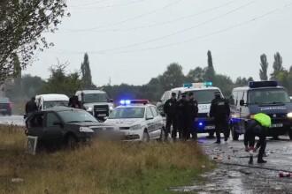 Accident grav la Buzău. Cinci oameni au ajuns la spital