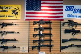 The Independent: Incidentele cu arme de foc au omorât mai mulți americani decât toate războaiele SUA