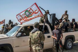 Luptători ISIS s-au predat în masă deși au jurat să lupte până la moarte să ajungă martiri. De cine s-au temut