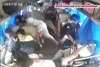 Ce se întâmplă cu pasagerii care nu poartă centură de siguranţă, într-un autobuz