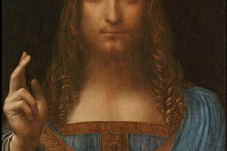 Ultimul tablou al lui Leonardo da Vinci, scos la licitație. Prețul estimat: 100 milioane dolari