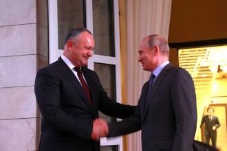 Moldova ar putea deveni stat federal. Planul secret al preşedintelui, prieten cu Putin