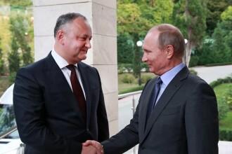 Moldova a ieşit din Uniunea lui Putin la o zi după ce primise statut de observator