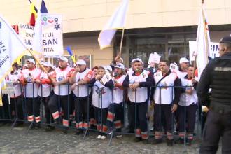 Ministrul Sorina Pintea discută, marți, cu sindicaliștii din Sănătate