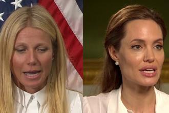 Angelina Jolie şi Gwyneth Paltrow, hărțuite sexual de producătorul Harvey Weinstein