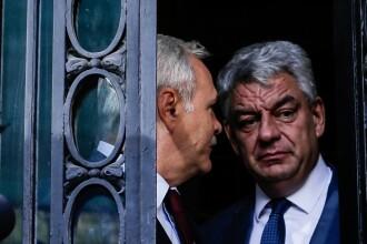 Premierul Mihai Tudose și-a înaintat demisia după ce PSD i-a retras sprijinul politic