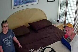 Un cuplu a descoperit camera video în dormitorul închiriat prin Airbnb. Explicația uluitoare a proprietarului