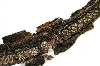 Numele lui Allah inscripționat pe veșmintele funerare ale vikingilor