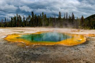 Vulcanul din Yellowstone ar putea erupe mai devreme decât preconizau specialiștii