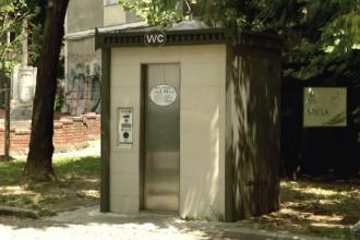 Toaletele publice vor costa Capitala 12 mil. de euro. Cele automate vor avea și AC