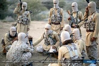 Cel mai dureros antrenament suportat de teroriștii Statului Islamic: lovitura între picioare