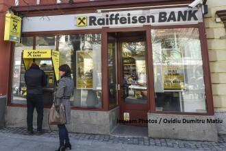 Raiffeisen, amendată de ANPC cu 50.000 lei pentru practici incorecte