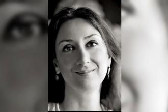 """Cazul jurnalistei ucise în Malta. """"Creierul asasinatului e protejat de politicieni"""""""