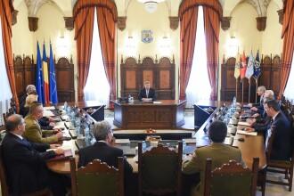 Ședința CSAT de la Cotroceni a fost suspendată de Klaus Iohannis. Ce s-a întâmplat