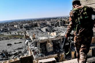 128 de civili sirieni, găsiți morți, într-un oraș controlat de jihadiști