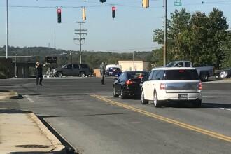 Atac armat în Maryland: 3 oameni morți. Atacatorul a fost arestat
