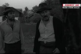 """A murit actorul Ilie Gheorghe. A jucat în """"Moromeții"""" sau """"Undeva în Paliula"""""""