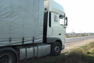 Biciclist de 32 de ani, mort pe loc după ce a fost izbit de un TIR în Baia Mare
