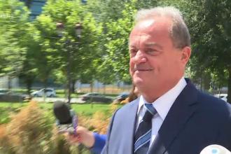 Boc și Videanu, audiați în procesul în care Vasile Blaga este acuzat de o șpagă de 700.000 euro